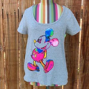 Disney Mickey Mouse Short Sleeve Tee
